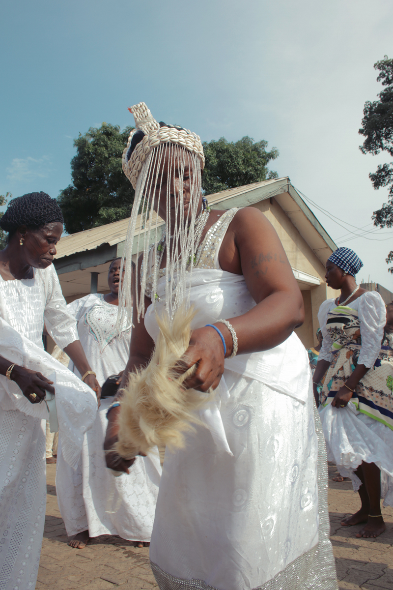 THE ENERGETIC ATMOSPHERE OF YORUBALAND – By Anthony Shintai