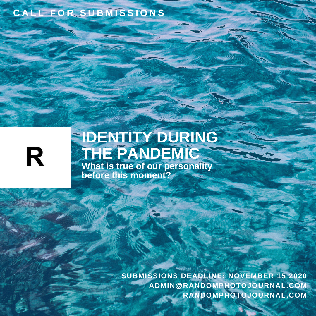 IDENTITY DURING THE PANDEMIC PRINT ANTHOLOGY – CALL FOR CONTRIBUTORS